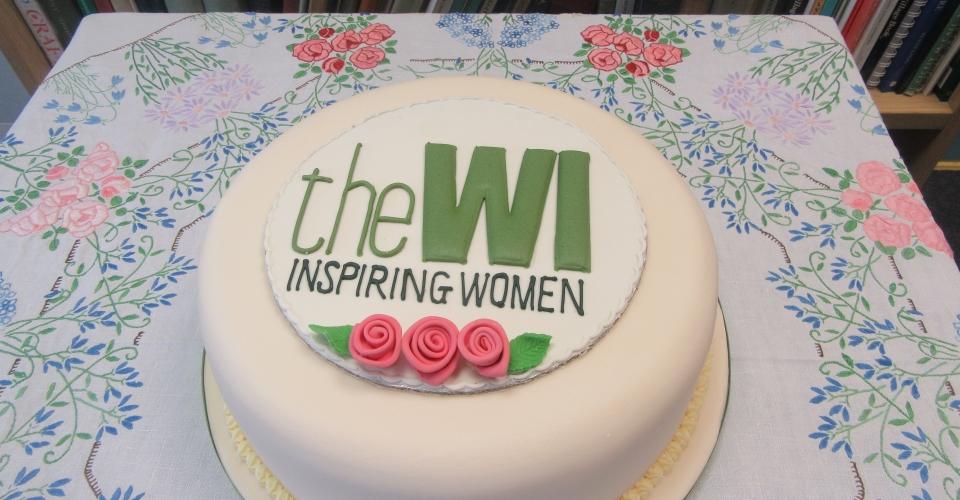 WI Open Days – Cake