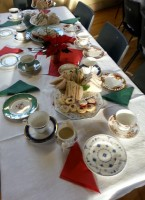 Twyford WI produced the Christmas Group Celebration