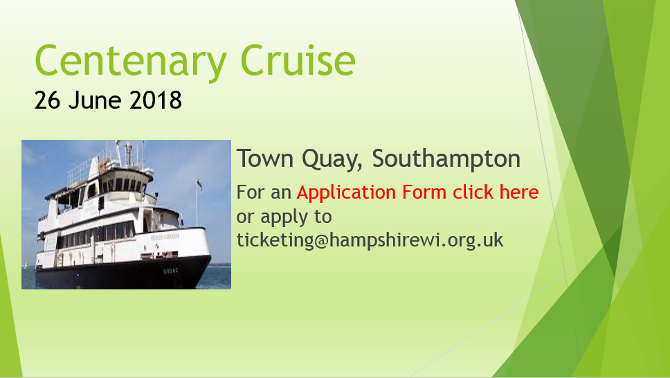 Centenary Cruise