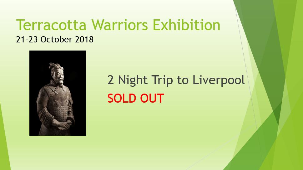 Terracotta Warriors Exhibition