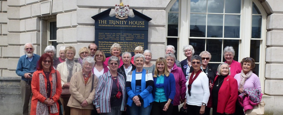 WI Members visit Trinity House