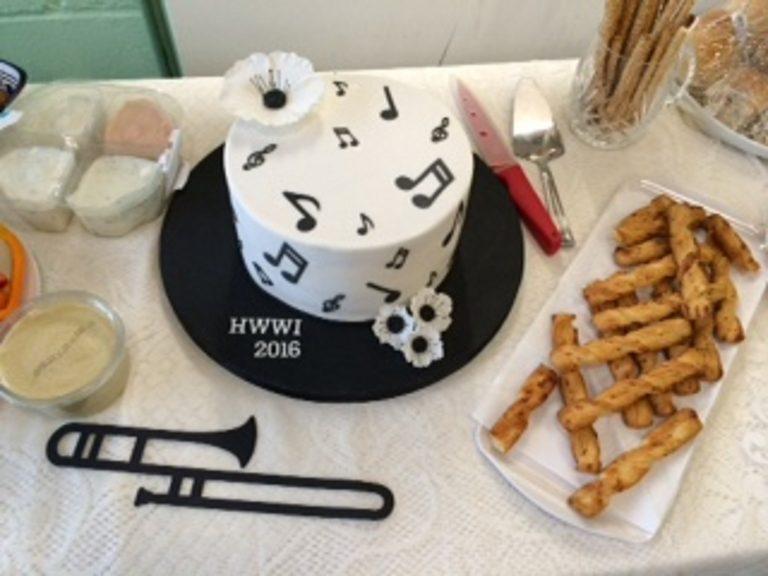 23rd Birthday Cake