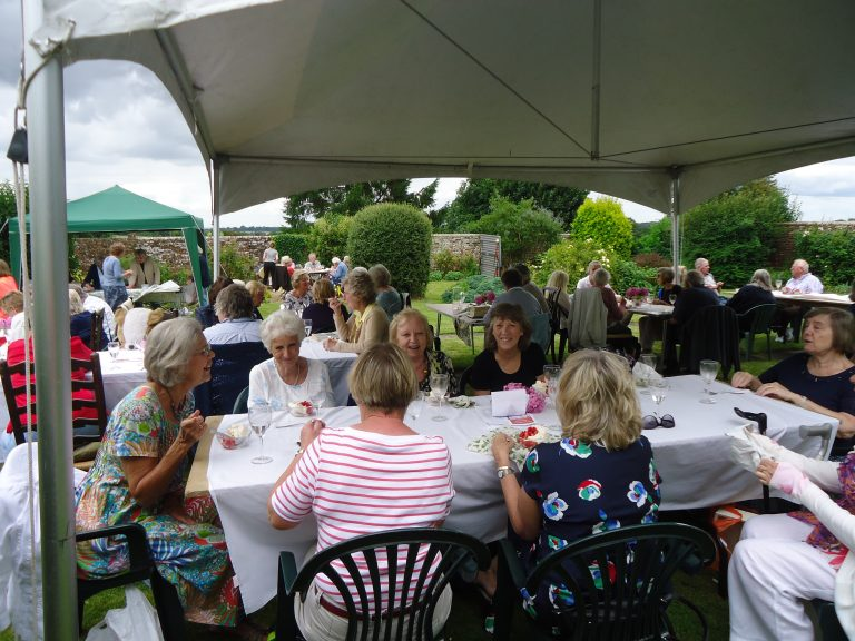 Herriard Summer Lunch Party 2016