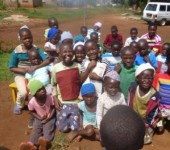 Hatcliffe Orphanage outside Harare