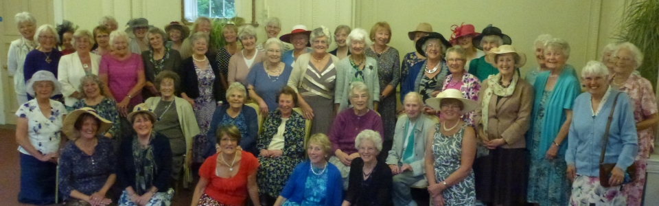 Centenary Celebration @ Old Alresford Place 2015