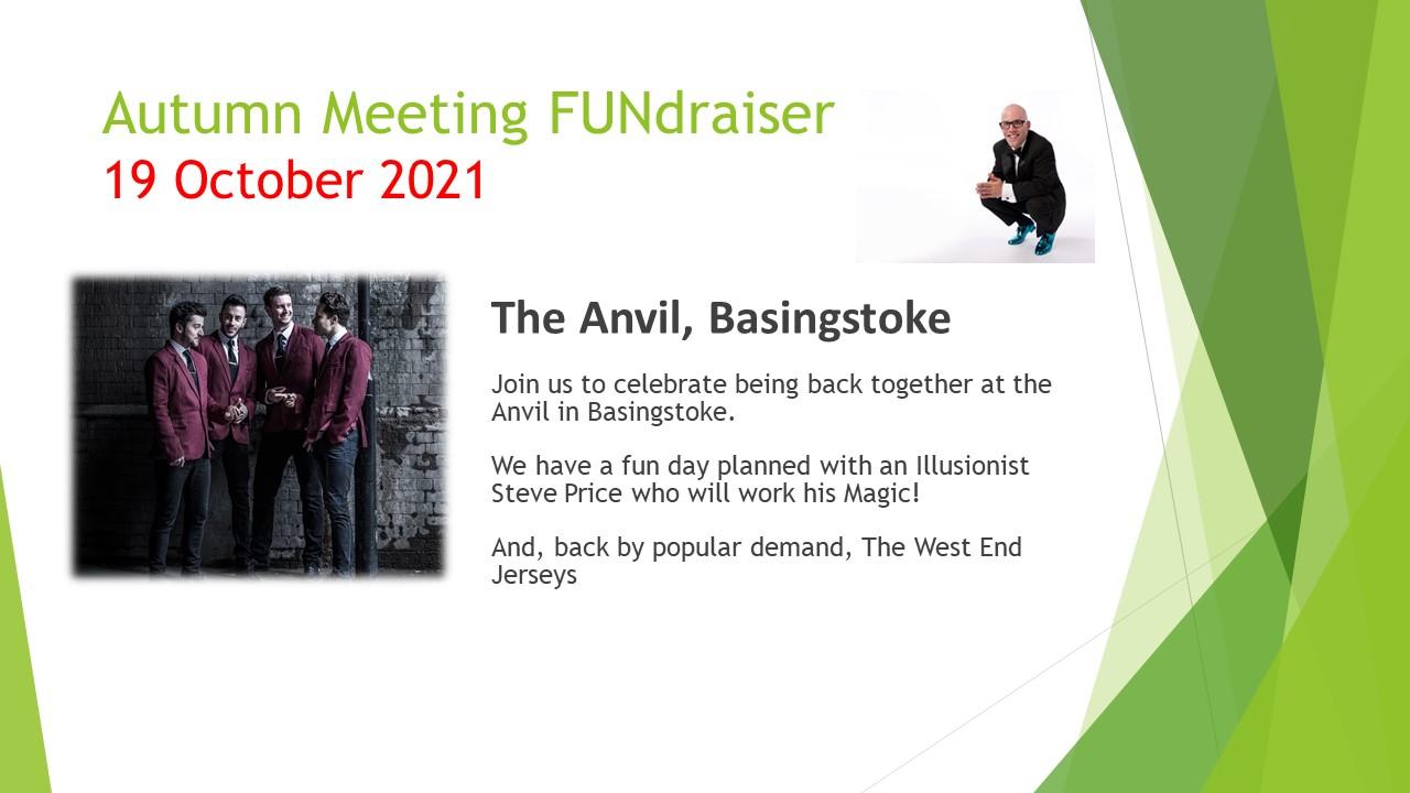 Autumn Meeting 2021