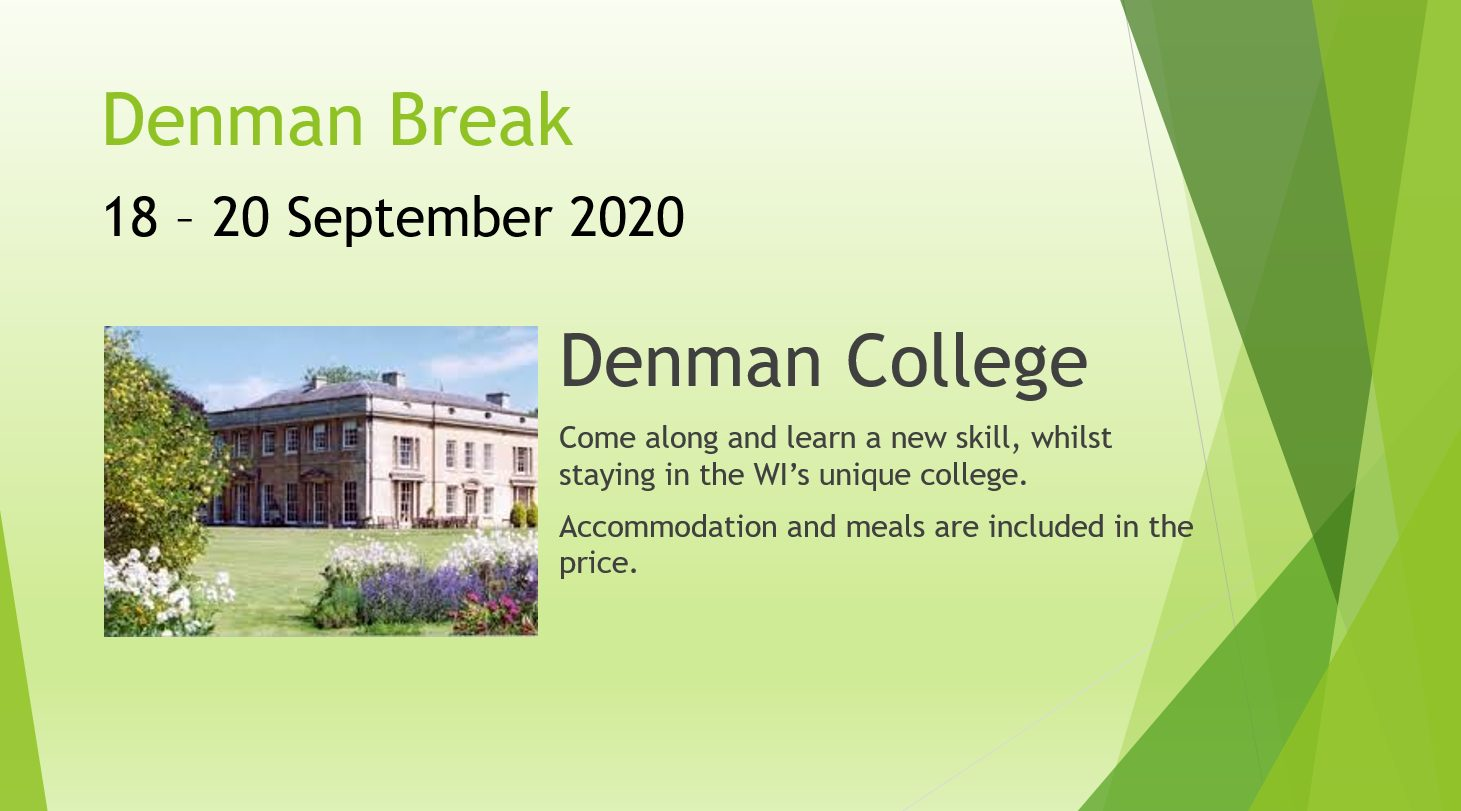 Denman Break