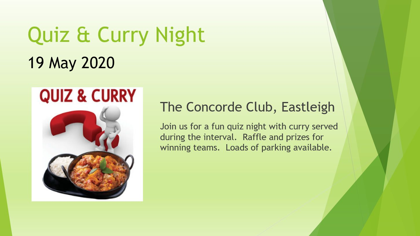 Quiz & Curry Night