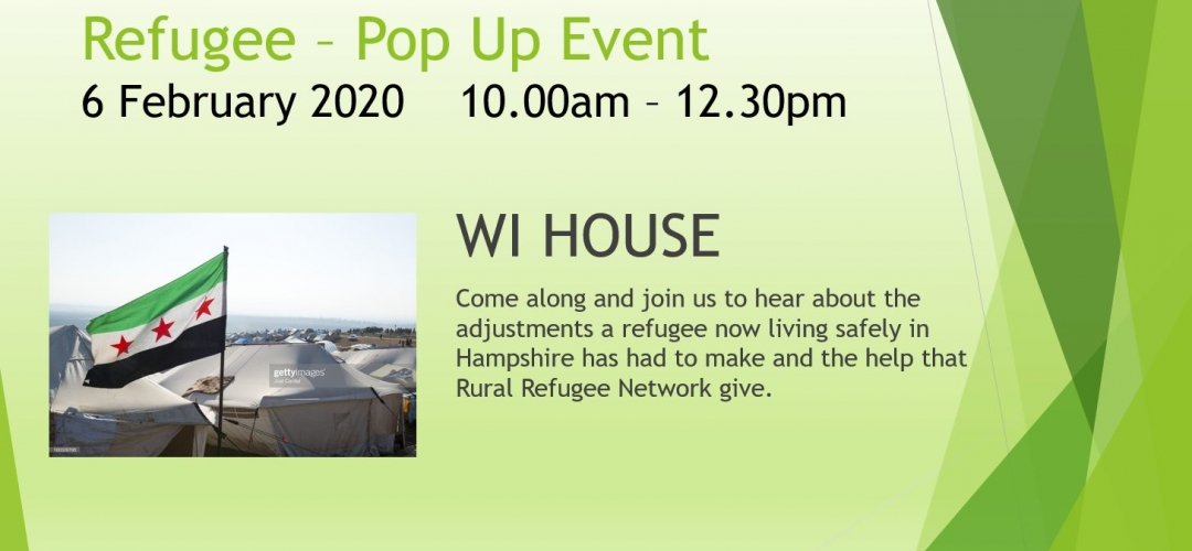 Refugee Event